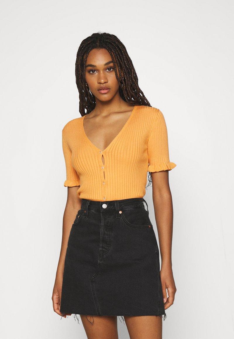 Monki - SALMA - Cardigan - orange