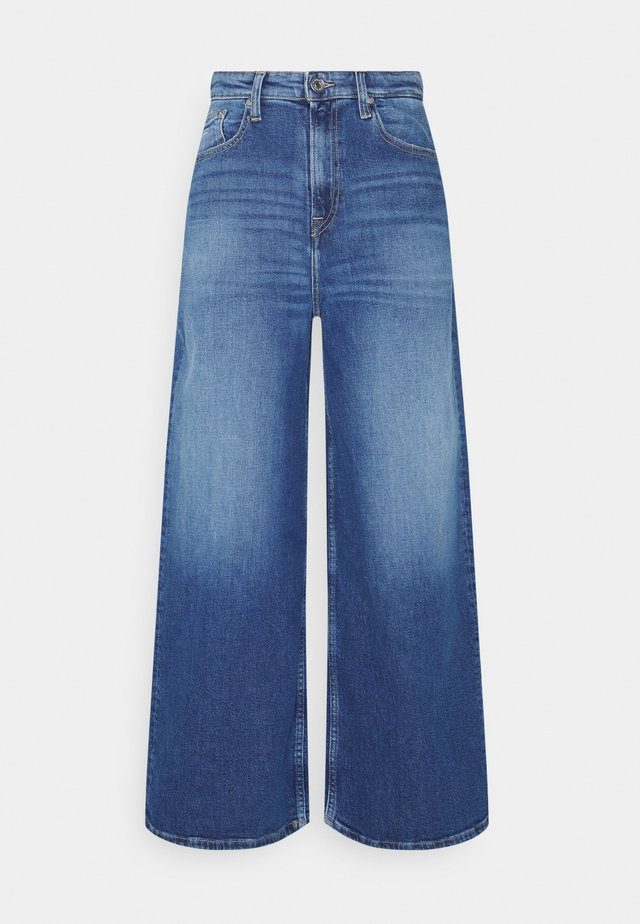 ULTRA WIDE LEG ANKLE - Jeans baggy - ames