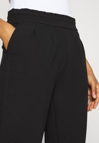 Even&Odd - Casual Trousers - Pantaloni - black - 4