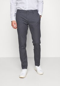 Tommy Hilfiger Tailored - FLEX PANT - Trousers - grey - 0