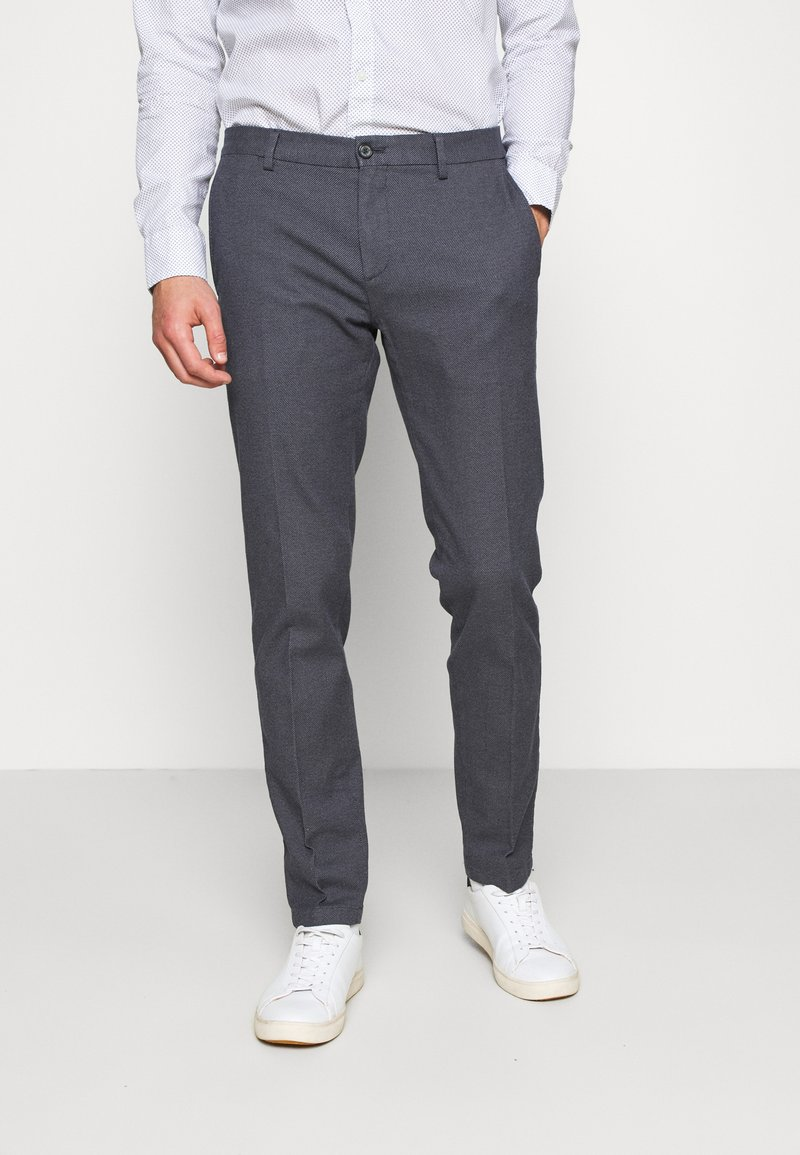 Tommy Hilfiger Tailored - FLEX PANT - Trousers - grey
