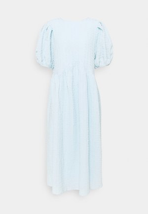 SLFROSE MIDI DRESS  - Day dress - cashmere blue