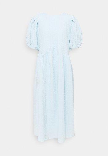 SLFROSE MIDI DRESS  - Korte jurk - cashmere blue