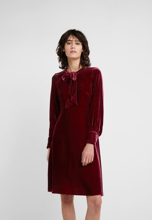 MINOU - Day dress - medium red
