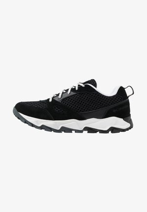 IVO TRAIL BREEZE - Sportieve wandelschoenen - black/white