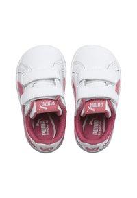 Puma - Baby shoes - puma white-rapture rose - 1