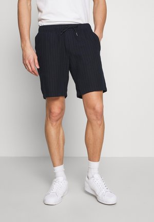 DRAPEY PULL ON - Shorts - navy/chalk