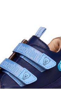Affenzahn - Touch-strap shoes - blue - 7