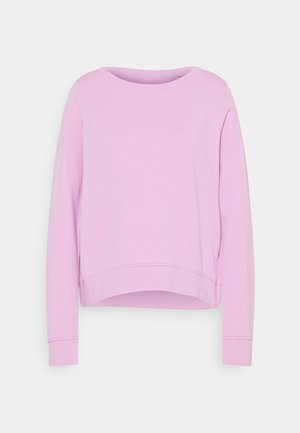 LONG SLEEVE ROUND NECK - Sweatshirt - breezy lilac