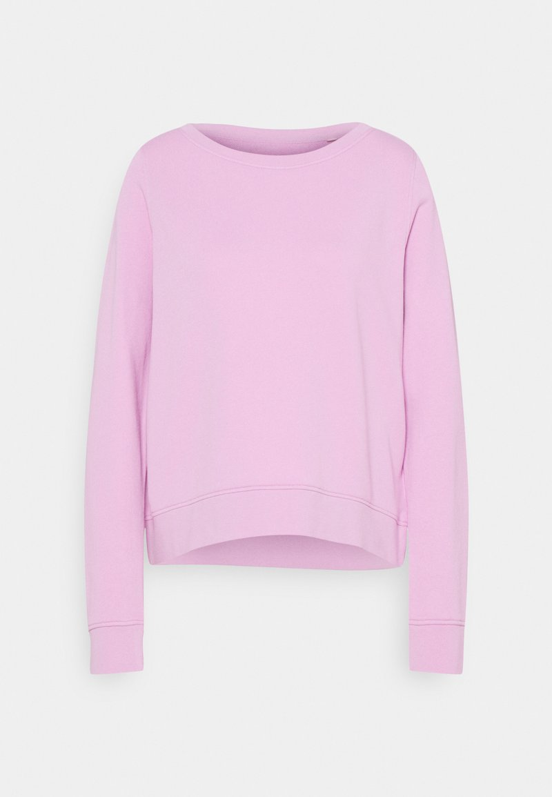 Marc O'Polo - LONG SLEEVE ROUND NECK - Sweatshirt - breezy lilac
