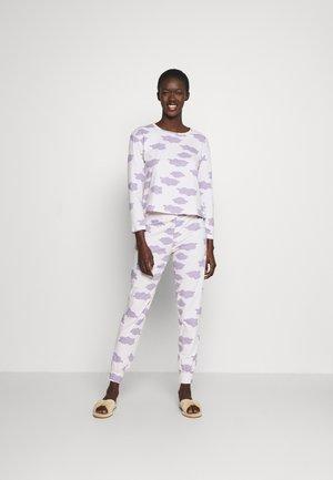 Pyjama set - lilac