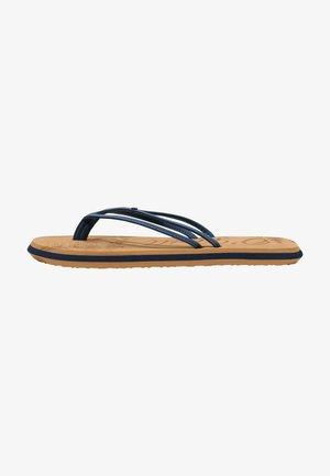 FOOTWEAR DITSY - Sandalias de dedo - dusty blue