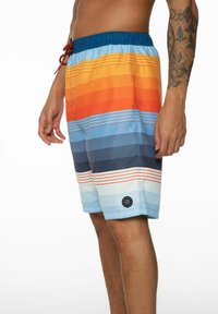 Protest - Swimming shorts - maroon - 3