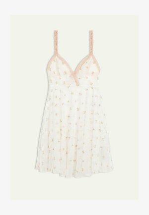 BABYDOLL  ISN'T SHE LOVELY - Pyjama top - talco/pink salt