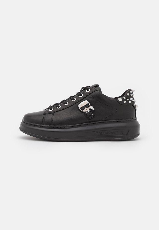 KAPRI IKONIC STUD TAB - Sneakersy niskie - black