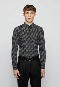 BOSS - RONNI - Shirt - black - 0