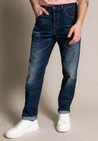 Diesel - Straight leg jeans - heavy used - 0