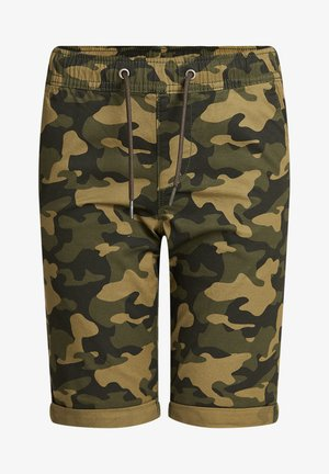 Shorts - army green