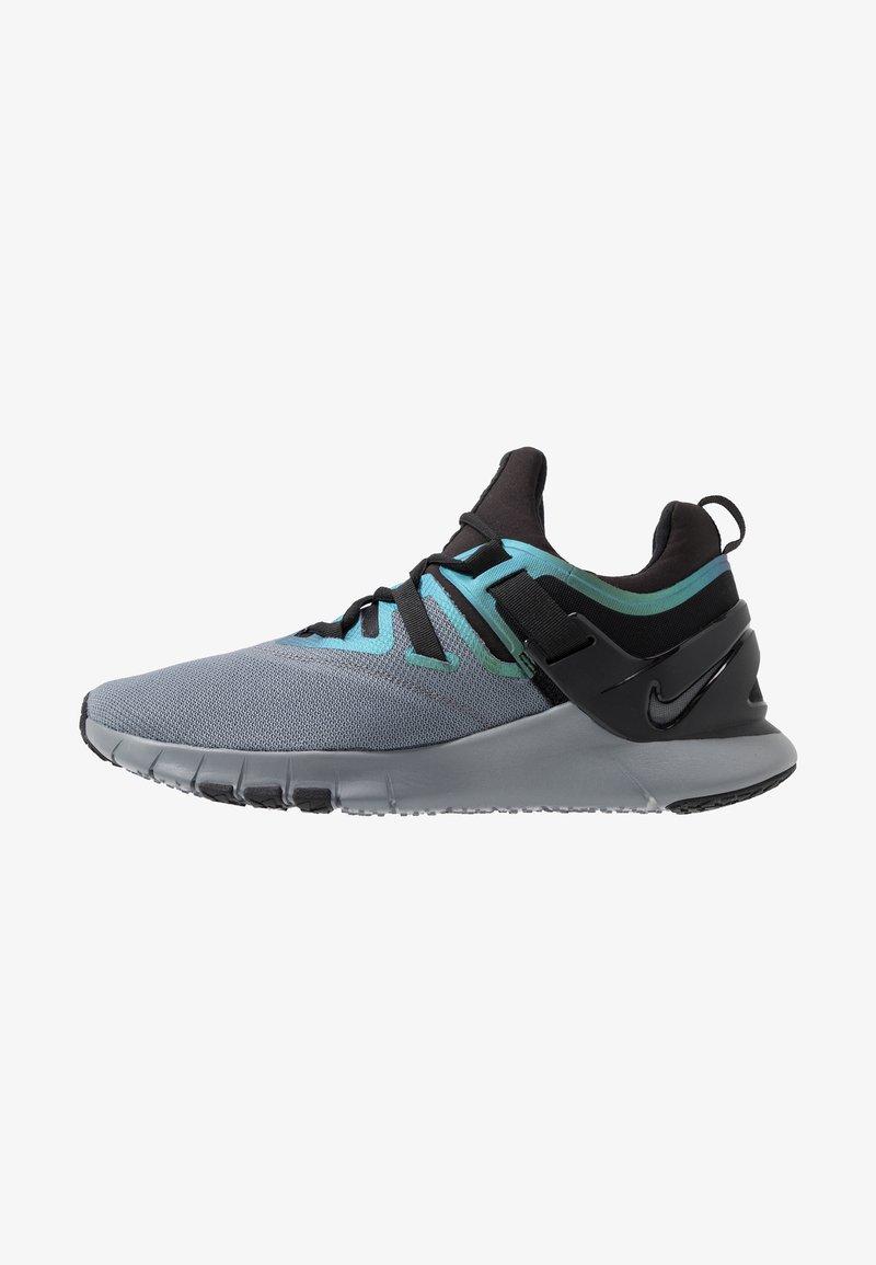Nike Performance - FLEXMETHOD TRAINER - Gym- & träningskor - black/cool grey