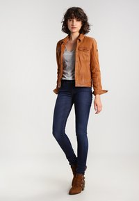 Replay - HYPERFLEX LUZ - Jeans Skinny Fit - dark blue - 2