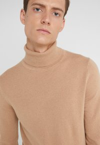 FTC Cashmere - ROLLNECK - Pullover - almond - 3