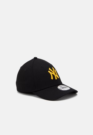 LEAGUE ESSENTIAL 39THIRTY  - Casquette - black/orange