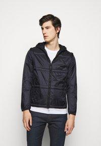 Emporio Armani - Winter jacket - dark blue - 0