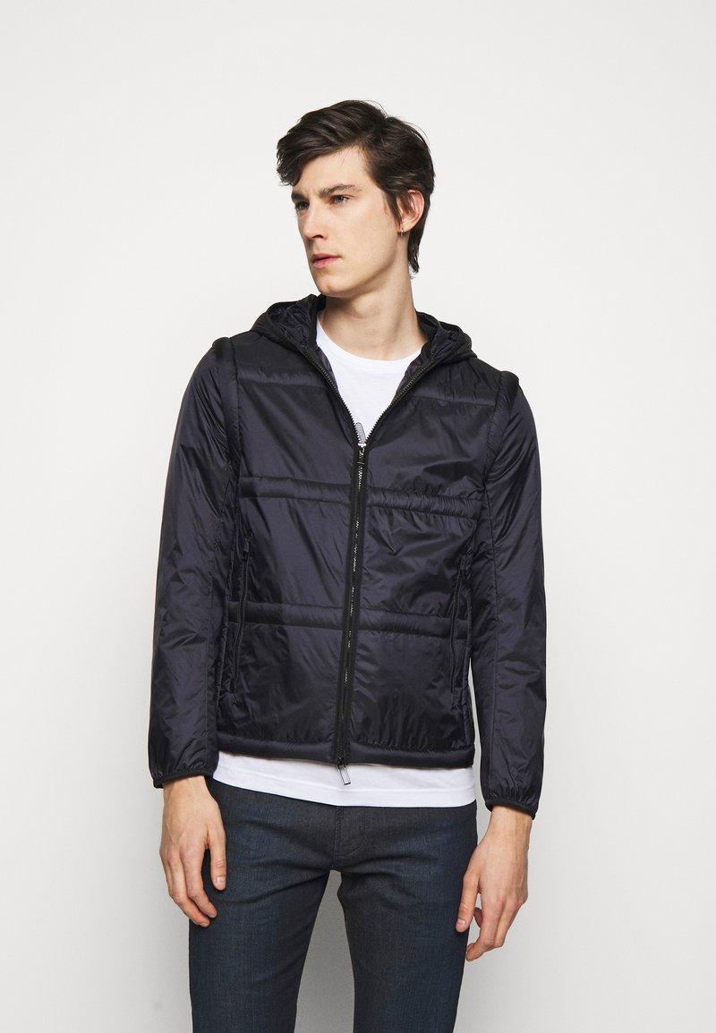 Emporio Armani - Winter jacket - dark blue
