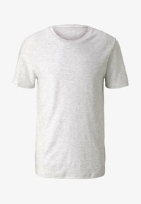 wool white melange