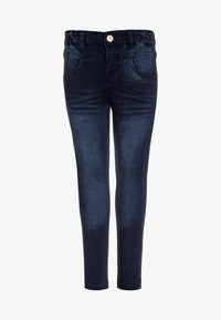 Name it - NKFPOLLY PANT  - Jeans Skinny Fit - dark blue denim - 0