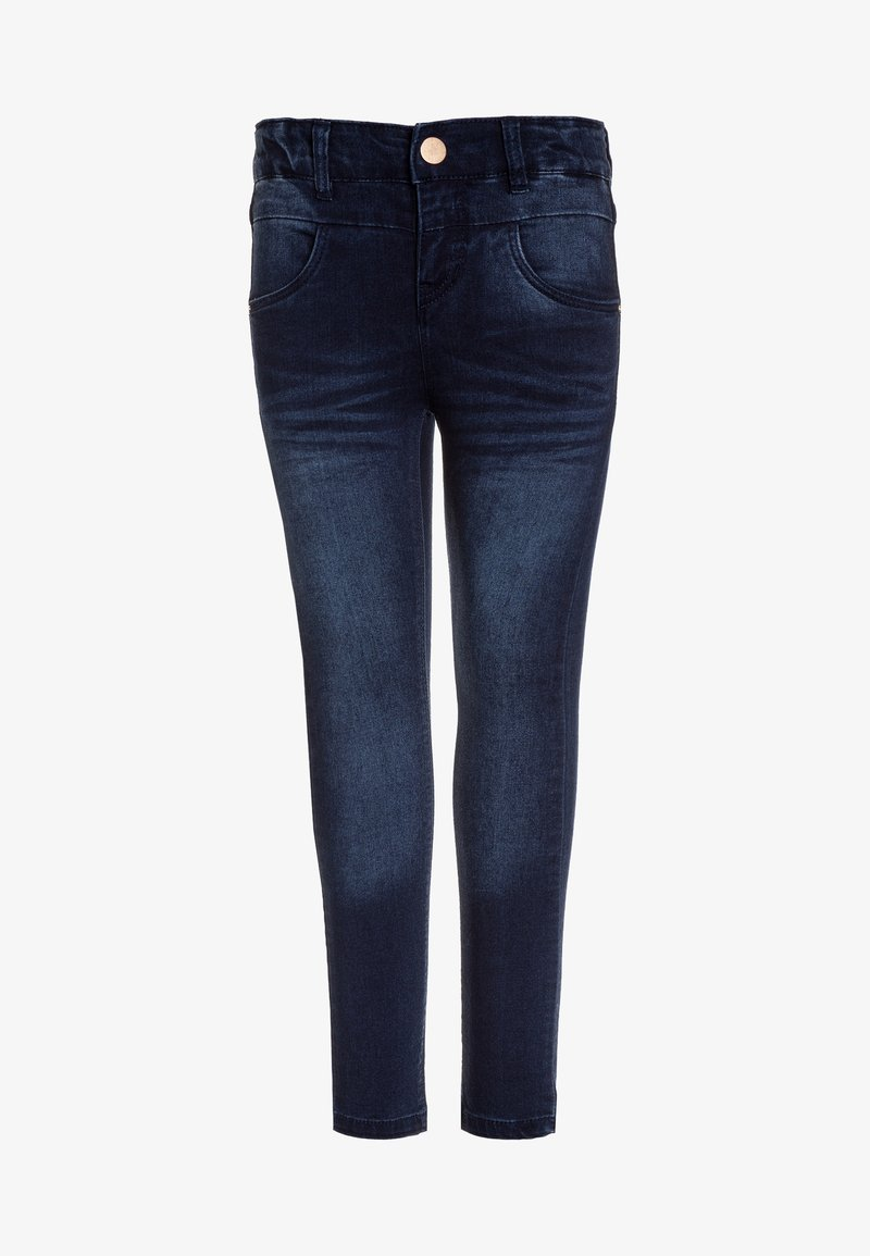 Name it - NKFPOLLY PANT  - Jeans Skinny - dark blue denim