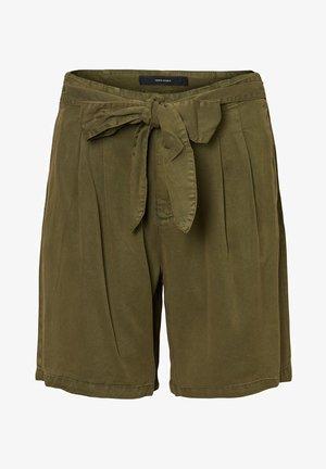 Shorts vaqueros - ivy green