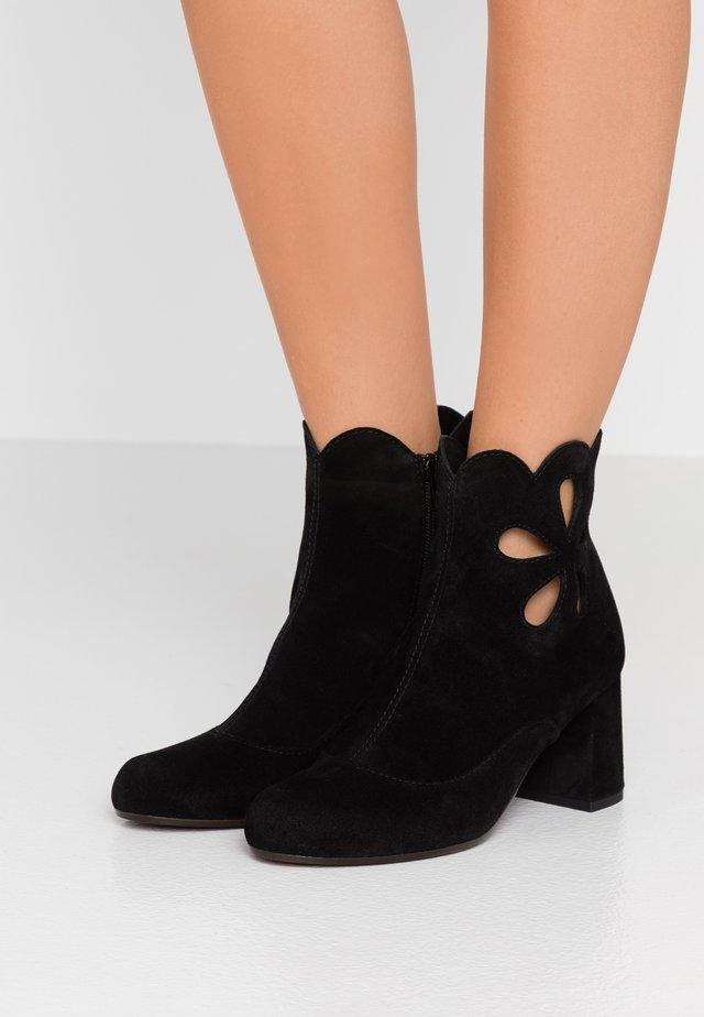 MODRA - Classic ankle boots - black