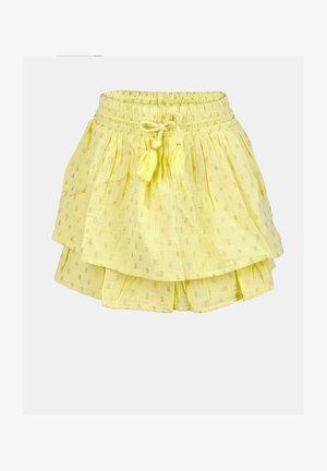 VIVRE SKIRT - A-line skirt - yellow