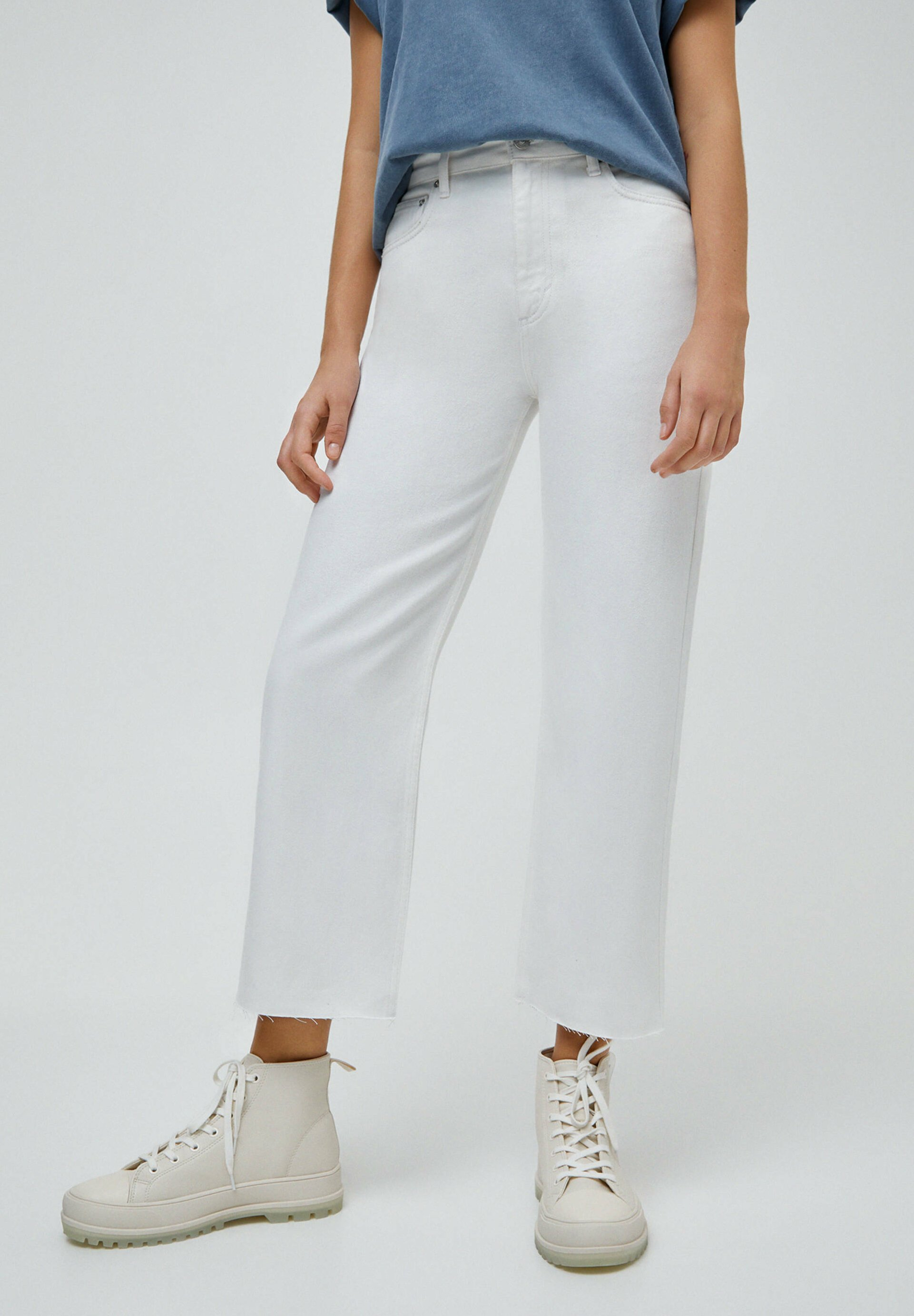 Donna CROPPED - Jeans a sigaretta