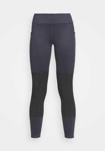 PACK OUT HIKE  - Tights - smolder blue