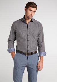 Eterna - MODERN FIT - Shirt - braun - 0