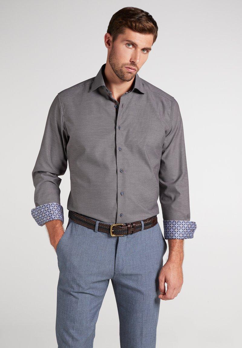 Eterna - MODERN FIT - Shirt - braun