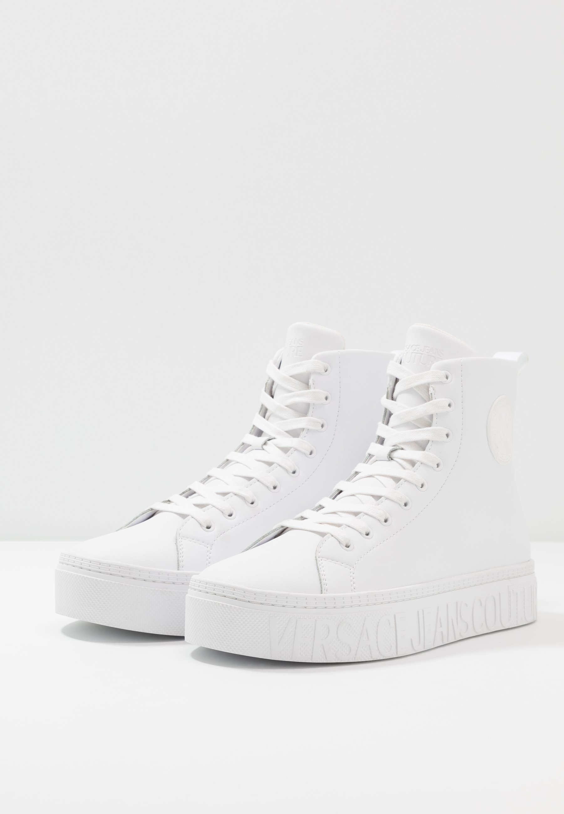 Versace Jeans Couture Sneakers High - Bianco Ottico