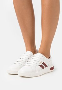 Bally - MAXIM - Trainers - white/red - 0