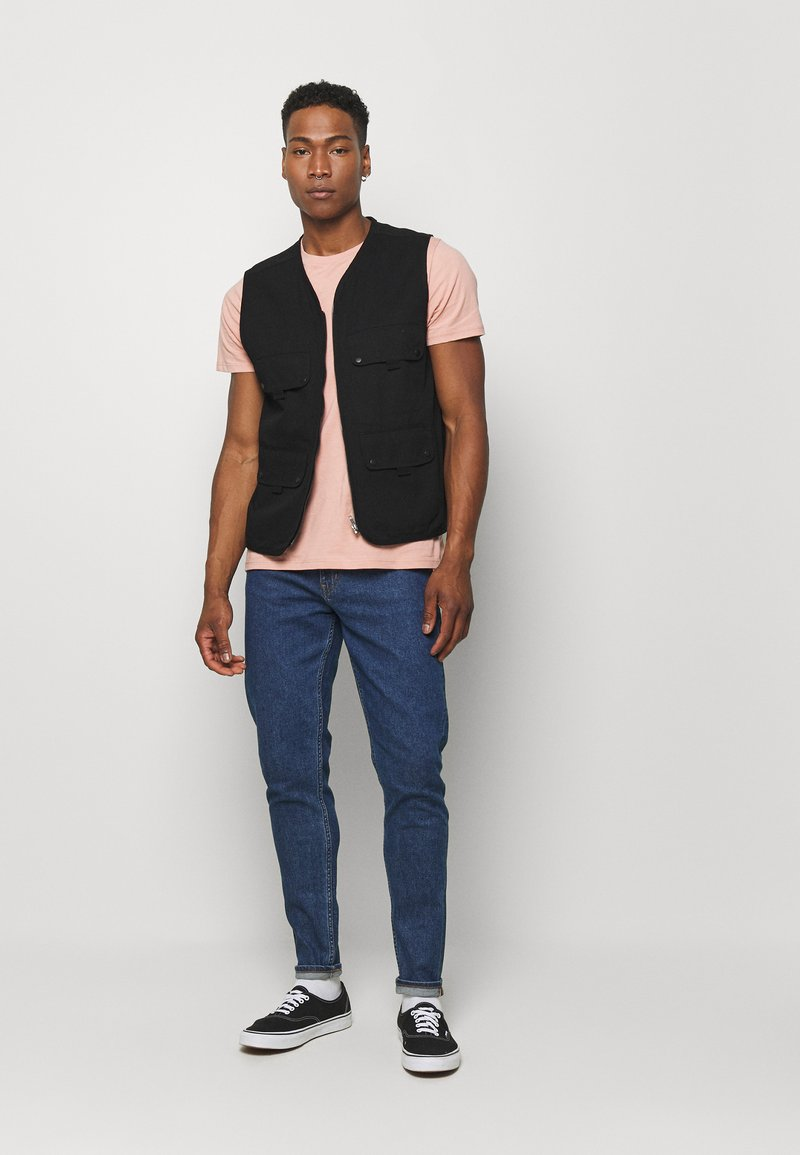 Weekday CONE - Jeans Straight Leg - blue medium dusty/blue denim ohSj8Q