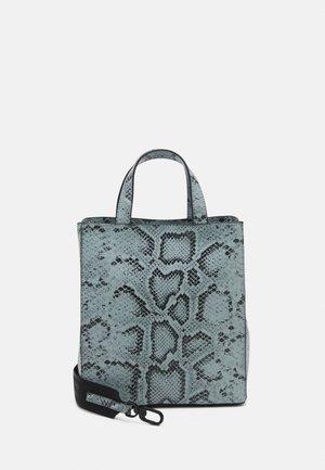 Handbag - salt blue