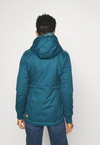 Ragwear - DANKA - Parka - denim blue - 2