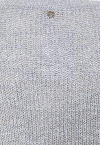 Rich & Royal - CREW NECK - Svetr - dove grey - 2