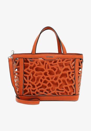 EDDA  - Handbag - orange 610