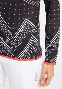 Krimson Klover - SKIROLLI ADRENALINE - T-shirt sportiva - black - 4