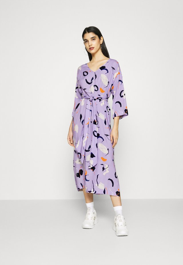 DAYA DRESS - Maxi dress - lilac pink