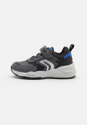 HEEVOK BOY - Sneakers basse - dark grey/royal