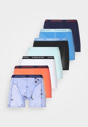 SAILAWAY SAMMY 7 PACK - Underkläder - ultramarine