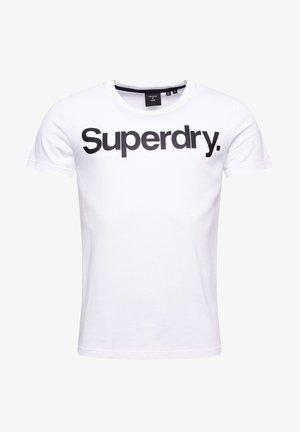 CORE - Print T-shirt - optic